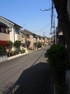 Early Morning Tokyo Suburbia